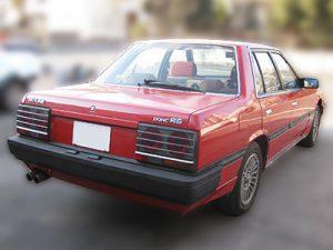 日産スカイライン2000RS